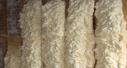 open-cell spray foam for Oklahoma City applications