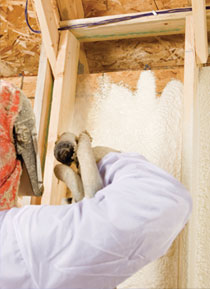 Oklahoma City Spray Foam Insulation Services and Benefits